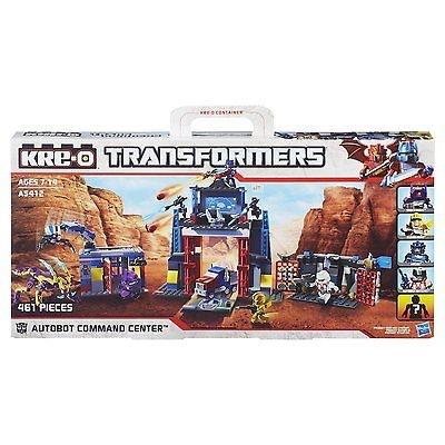 HASBRO ハズブロ KRE-O クレオ トランスフォーマー オートボット コマンドセンター