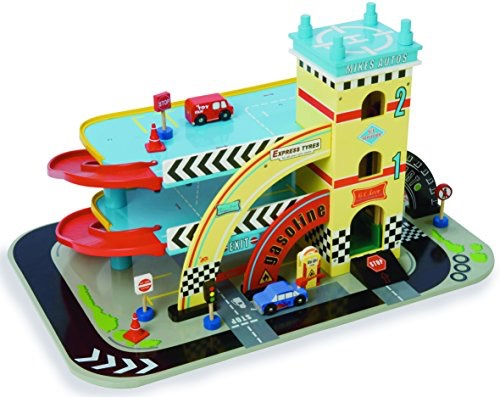 Le toy van マイクのオートガレージ