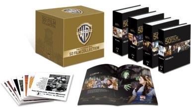 ベスト・オブ・ワーナー・ブラザース 90周年記念 50フィルムコレクション Blu-ray