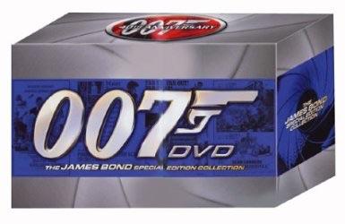 007 製作40周年記念 限定 DVD BOX