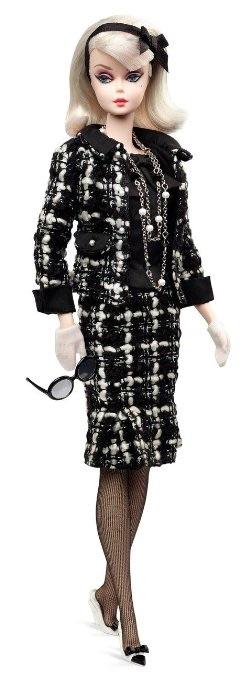Mattel マテル バービー ファッションモデル・コレクション ブークルビューティ