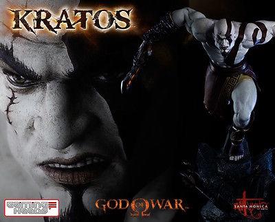 ★お求めやすく価格改定★ 1/4 Gaming Heads ゲーミングヘッズ Gaming ゴッド Kratos・オブ・ウォー 1/4 Kratos クレイトス, 坪井花苑shop:0c02875f --- shop.vermont-design.ru