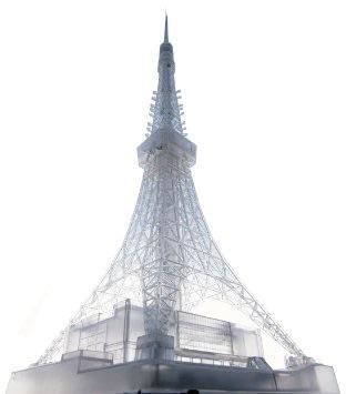 セガトイズ 東京タワー 2007 限定クリスタルver. 3000個限定