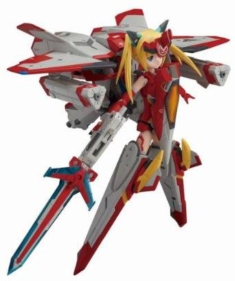 コナミ 武装神姫 リルビエート
