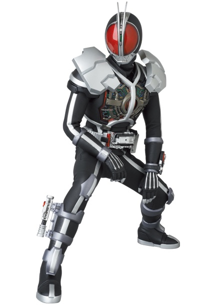 1/6 メディコム RAH リアルアクションヒーローズ DX 仮面ライダーファイズ アクセルフォーム