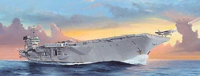 1/350 トランペッター CV-63 キティーホーク