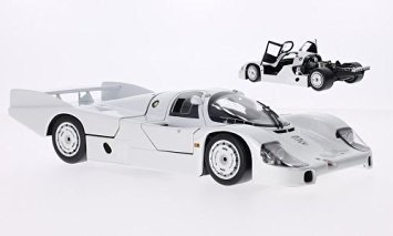 1/18 ミニチャンプス ポルシェ 956L Show Car ショーカー IAA フランクフルト 1983 ホワイト