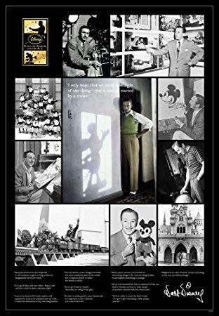 テンヨー 1000ピース ジグソーパズル  ウォルト・ディズニー 創造と革新の人生