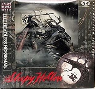マクファーレン スリーピーホロウ THE HEADLESS HORSEMAN 首なし騎士 デラックスボックスセット