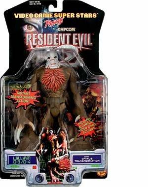 Resident Evil  バイオハザード  ウィリアム フィギュア