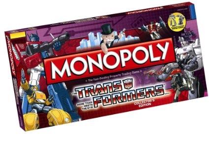 モノポリー  トランスフォーマー