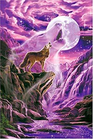 エポック ジグソーパズル 1000ピース  ウルフスピリッツ  狼