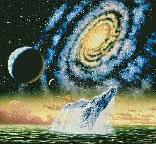 ビバリー ジグソーパズル 1020ピース  シムシメール  BREACH FOR THE STARS ブリーチフォーザスターズ  クジラ