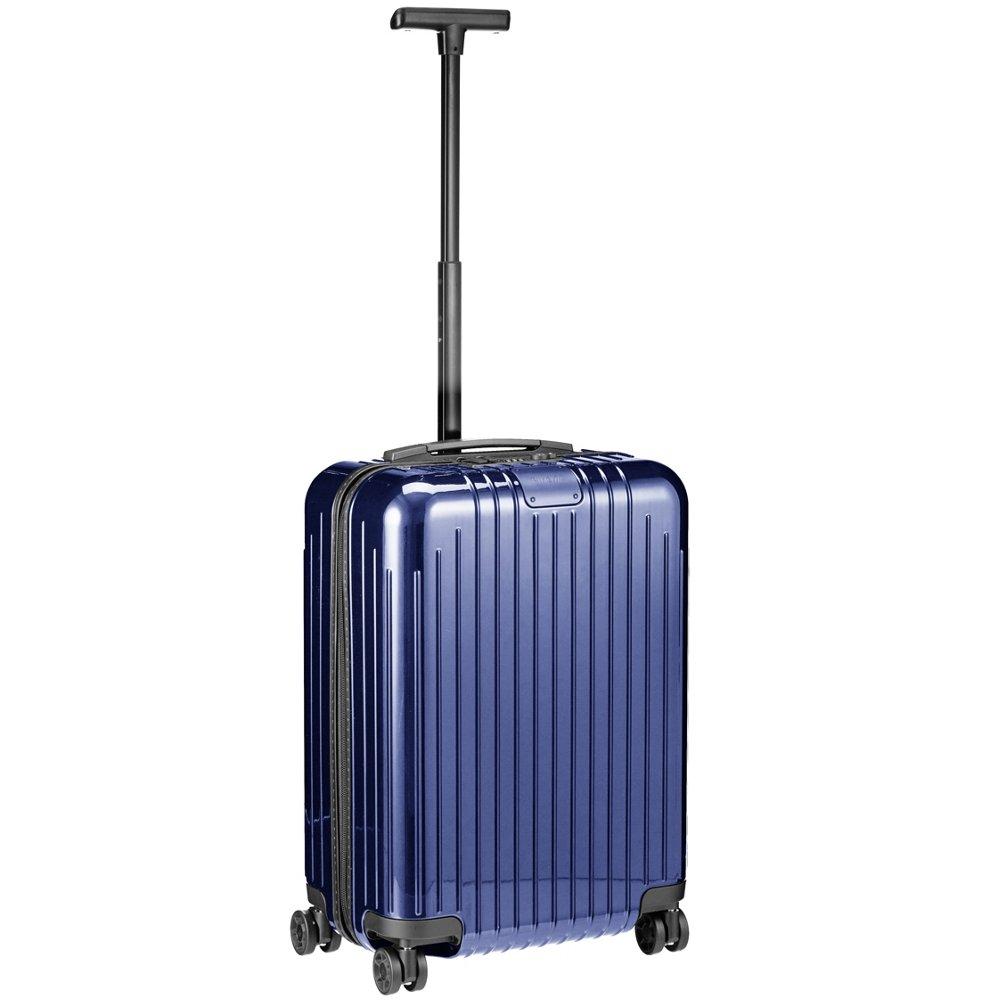 [正規品]送料無料 5年保証付き RIMOWA ESSENTIAL LITE CABIN S BLUE GLOSS 33L リモワエッセンシャルライト キャビンS ブルーグロス 82352604