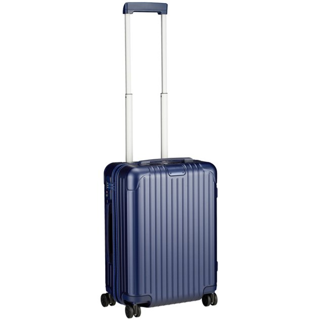 [正規品]送料無料 5年保証付き RIMOWA ESSENTIAL CABIN S MATTE BLUE 32L リモワエッセンシャルキャビンS マットブルー 83252614