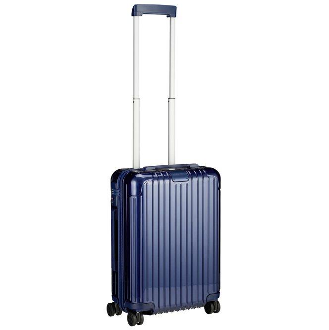 [正規品]送料無料 5年保証付き RIMOWA ESSENTIAL CABIN BLUE GLOSS 37L リモワ エッセンシャルキャビン ブルーグロス 83253604