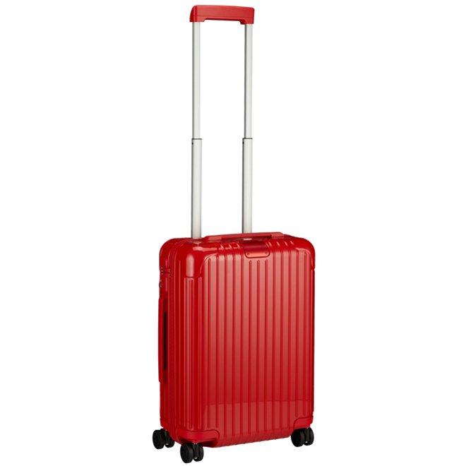 [正規品]送料無料 5年保証付き RIMOWA ESSENTIAL CABIN RED GLOSS 37L リモワ エッセンシャルキャビン レッドグロス 83253654