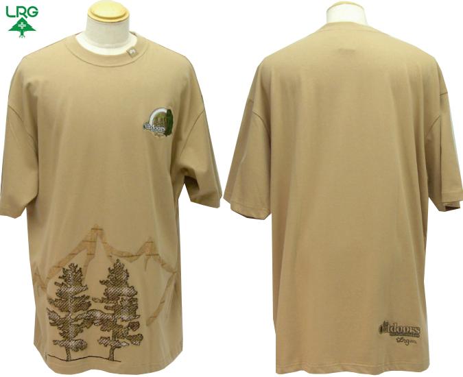 【LRG】TEEシャツ(エルアールジー)【BIGサイズ/3XL~/38インチ~】ストリート系 ファッション 大きいサイズ メンズ tシャツ 2L 3L 4L 5L XL XXL XXXL XXXXL キングサイズ ビックサイズ