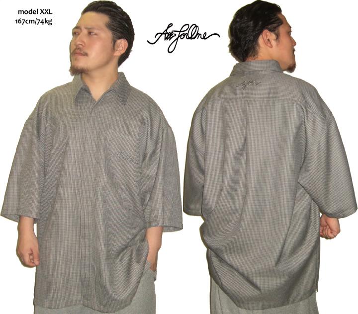 AFO Shaved Ice Shirts VIP 半袖シャツ BIGサイズ3XL~ 大きいサイズ メンズ シャツ 2L 3L 4L 5L XL XXL XXXL XXXXL キングサイズ ビックサイズ