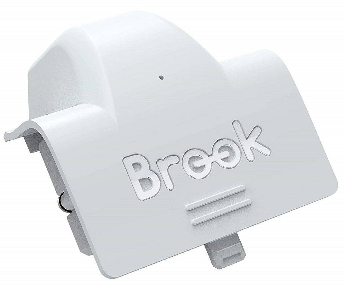 メール便 Brook XBOX ONEのコントローラをPS4で使える [送料無料][Brook] Brook X One アダプター スノーホワイト XboxOne アダプター Xbox コントローラーをPS4/Nintendo Switch/PC用ゲームで使用出来るアダプター [スノーホワイト](at_3881-01)