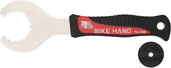 委託倉庫発送 バイクハンド YC-27BB ボトムブラケットレンチセット自転車 委託倉庫 サービス 1809-00 BIKE HAND メーカー在庫限り品