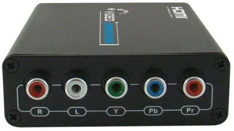 宅配便発送 HDMIからコンポーネントへ変換 中古 送料無料 LKV384 HDMI to Component + at_0292-00_usd Video 贈答品 HDMI入力をコンポーネント映像+ステレオ音声に変換して出力するコンバーター Converter Audio Stereo セール特価品