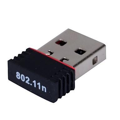 ミニレター発送 Wi-Fiアダプター USB端子に差し込むだけ SR 売店 新作製品 世界最高品質人気 ミニレター送料込 MediaTek MTK7601 ワイヤレス USB WiFi アダプター g 輸入品 高速 b 802.11n 無線LAN子機 at_3338-00 子機 Wifi 簡易包装