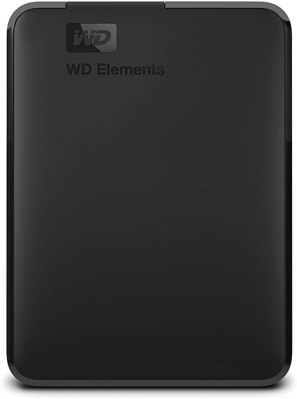 送料込 HDD ポータブルハードディスク 2TB SR WD 公式ストア 特価 Elements Portable USB3.2年保証 WDBU6Y0020BBK-EESN 3550-02