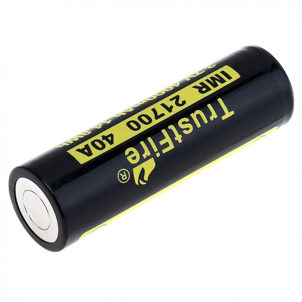 メール便 LEDハンディライト 懐中電灯用充電池 SR ネコポス 送料込 バッテリー TrustFire 21700 3.7V 40A 4000mAh 14.8W Li-ion Electrical 3965-00 with Batteries PCB トラストファイヤー For 懐中電灯やその他のデバイスに NEW 充電池 登場大人気アイテム Protected Tools Battery Toy Rechargeable