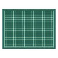 作業台 特大 緑 格安激安 両面 カッターマット 表裏 同梱不可 保護 割引 下敷き ビニール XL-2 1200×900×3mm セントラル 大~きなカッティングマット
