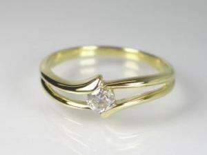 K18YG イエローゴールド ダイヤモンド リング10P03Dec16