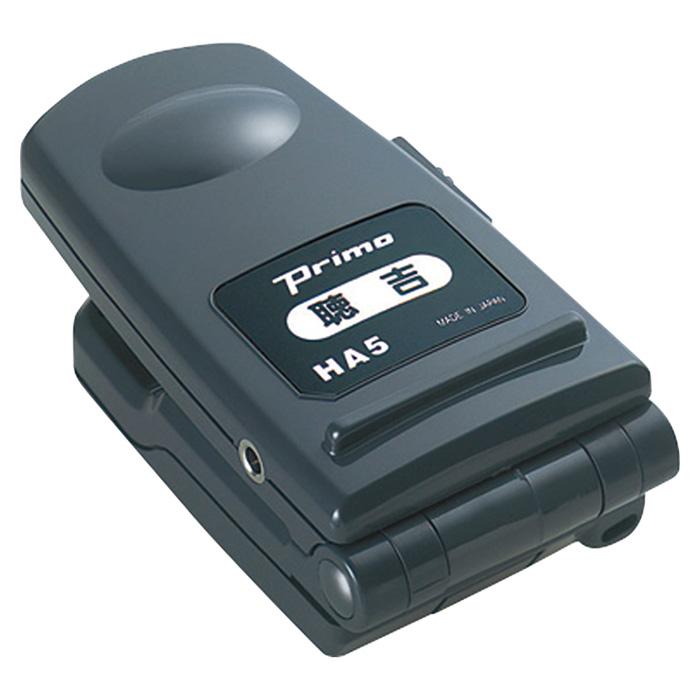 プリモ 聴吉 HA-5 ハンディタイプマイクレシーバー 補聴器 折りたたみ式