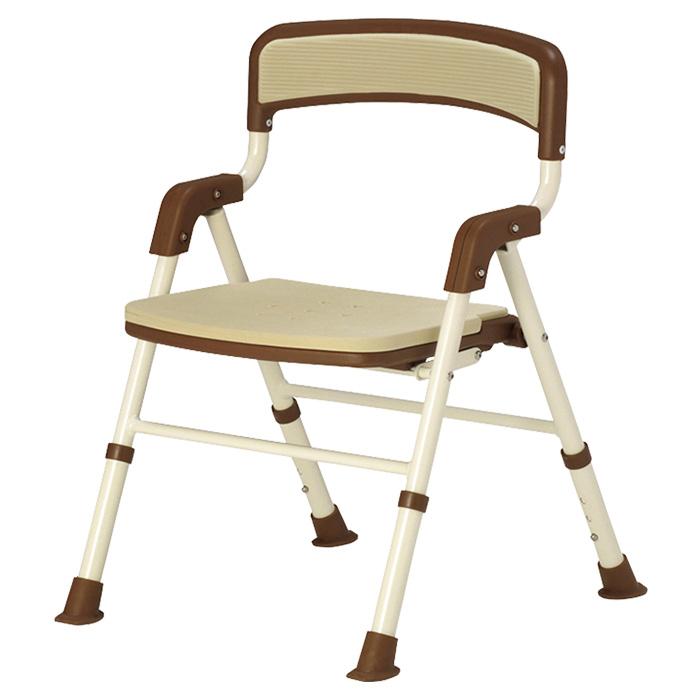 竹虎 シャワーバスター2 折りたたみタイプ 耐荷重100kg SGマーク シャワーチェア お風呂椅子 113820