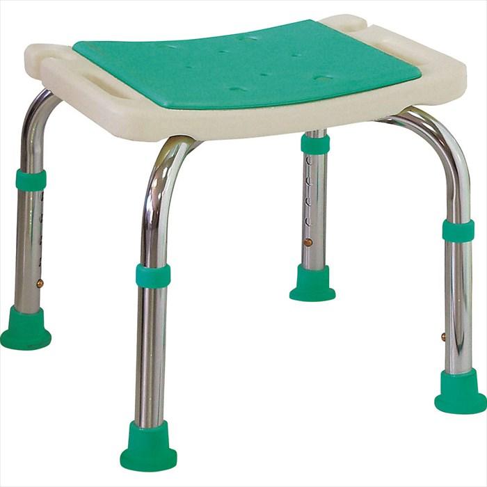島製作所 シャワーチェア 楽湯 Mini 背無 7241 コンパクト設計 35%OFF イス 介護用 バスチェア シャワーベンチ 椅子 お風呂 激安特価品 お風呂椅子