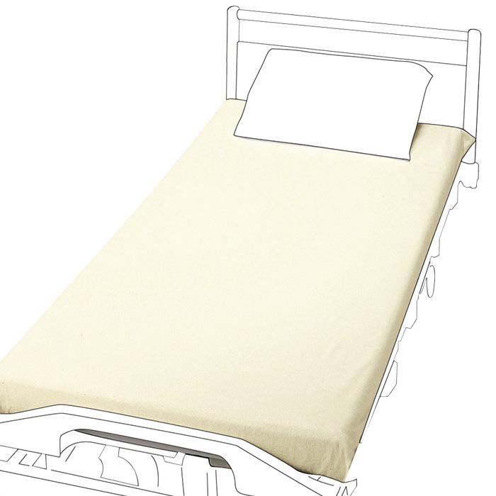 大阪エンゼル すっぽり防水シーツ II 2023 クリーム 横幅82~110cmx縦幅195cm