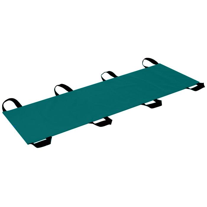 ベッドからの移乗を安全・確実にサポート 高田ベッド製作所 介助シート グリーン 48×170cm 【メーカー直送/代引不可】