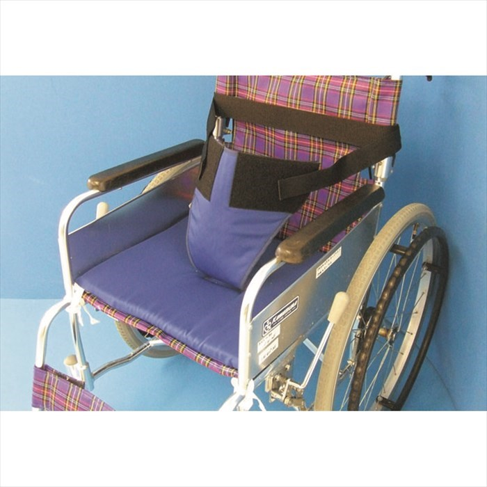 あかね福祉 安全一番 AKA-0302 車椅子用ベルト スベリ止め 車椅子での姿勢保持