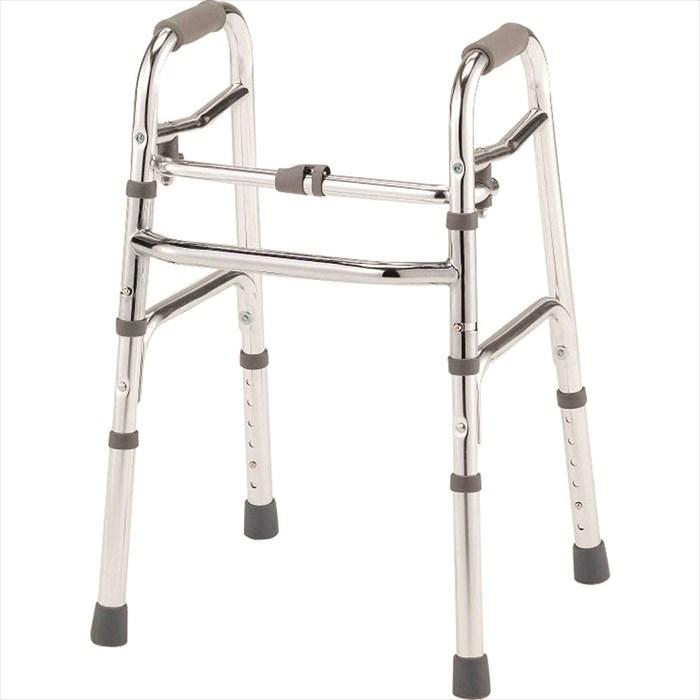 星光医療器製作所 アルコー10型 100517 固定型歩行器 狭い場所でも使用できる