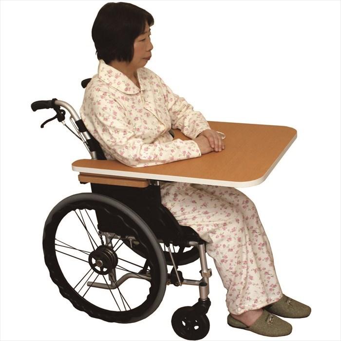 ニシウラ ヨッコイショシリーズ どこでもテーブル 標準セットnishiura T-D 姿勢保持・安定 車いす用テーブル