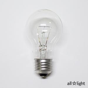 選択 7700円以上で送料無料 キラメキの効果を表現するインテリヤ照明に アサヒ 一般球 一般電球 クリヤー 55 100V LC100V-40W 新商品 新型 40W形 E26口金