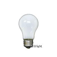 【7700円以上で送料無料】最もポピュラーなシリカ電球。 アサヒ 一般球(一般電球) ホワイト 110V 60W形 E26口金 LW110V-60W/55
