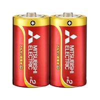 7700円以上で送料無料 三菱 アルカリ乾電池G 限定特価 2個入り 賜物 LR14GD2S アルカリ単2電池