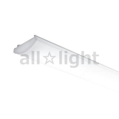 ☆ENDO LED蛍光灯 LEDZSDシリーズ 高演色 非調光 100V 40Wタイプ アパレルホワイト 33.9W 4200K 電源内蔵タイプ 1220mm 【単品】 RAD795W