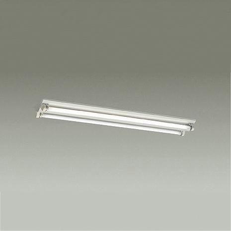 ☆ 訳ありセール DAIKO LEDベースライト 逆富士型 屋内 天井直付専用 昼白色 5000K 2灯用 (ランプ付) LZB91451WW