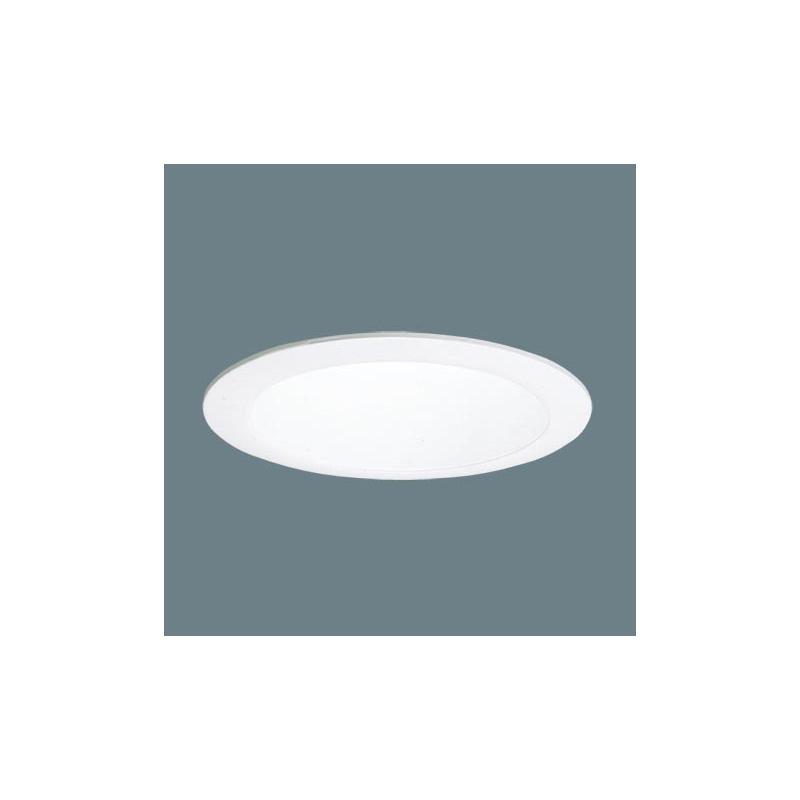 ☆ 訳ありセール パナソニック ダウンライト ホワイト 天井埋込型 コンパクト形蛍光灯 浅型12H Wフリータイプ 埋込穴φ150mm 埋込高105mm 1灯用(ランプ別売) NFM41673JENM