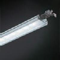 FKK 広配光 LED高輝度コンパクト棚下灯 什器棚照明 AC100V 550mm 白色 4000K 非調光 ラインコンセントプラグ付 器具前側マグネット固定仕様 LCT600WMGF ※受注生産品