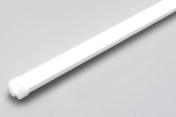 ☆FKK LEDスリムランプT6 間接照明 AC100V電源内蔵 510mm 温白色 3500K 位相制御調光対応 LNS2510WW