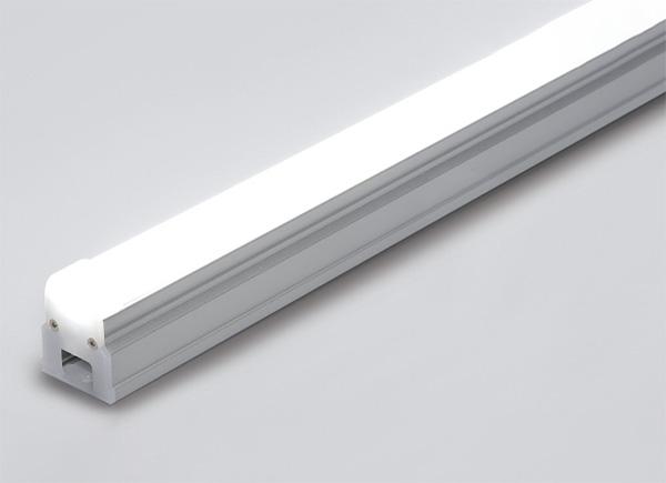 ☆FKK LEDスリムシームレス 間接照明 AC100V電源内蔵 FHWシリーズ相当 500mm 白色 4000K PWM調光対応 LSS2500W