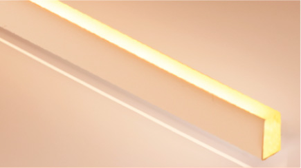 TESLIGHTINGフレキシブル照明QoonelaT(クーネラティー)TRP-926シリーズコネクタタイプ全長:4990mm1900K電球色両側コネクタタイプ左側入力TRP926499019DLC※受注生産品
