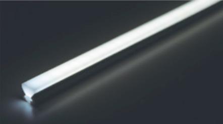 TES LIGHTING フレキシブル照明 Qoonela ミルキー(クーネラミルキー) TRP-928シリーズ コネクタタイプ 全長:2998mm 5700K 昼白色 両側コネクタタイプ TRP928299857DC ※受注生産品